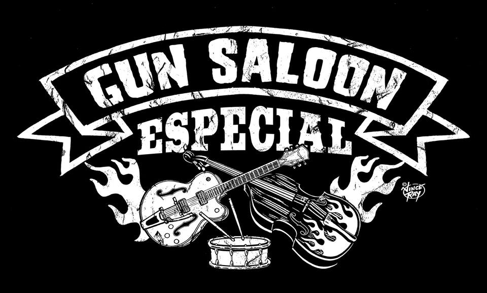 Gun Saloon Especial sur radio Declic Lorraine