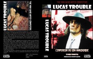 Lucas Troube L'empereur du son analogique, syned tonetta, camion blanc