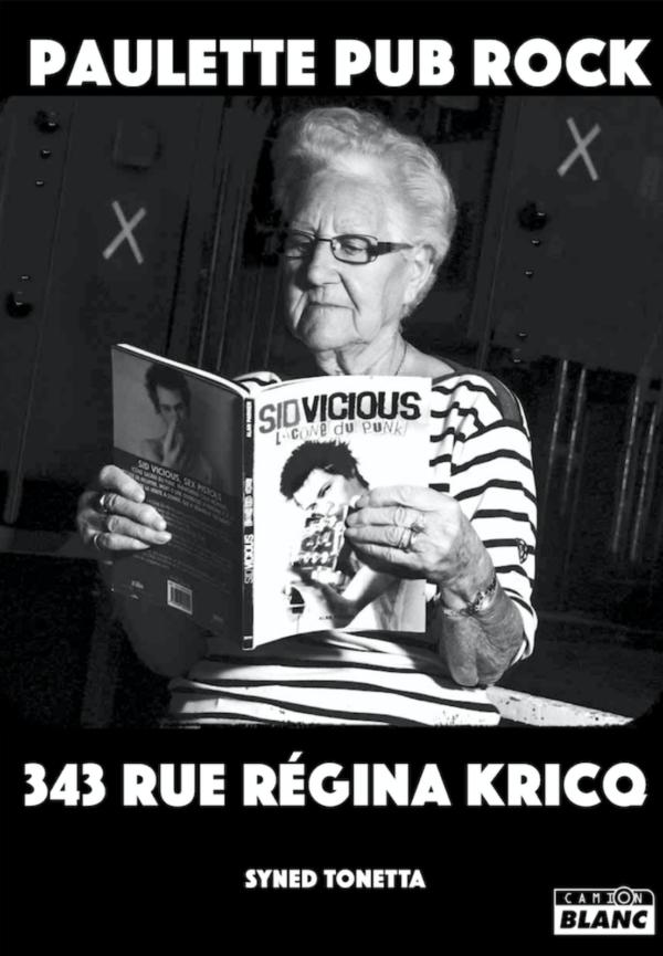 Paulette pub rock, 343 rue Régina Kricq