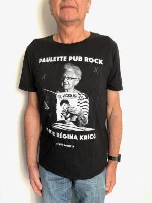 Tee-shirt-Paulette-Pub-Rock-coton-biologique